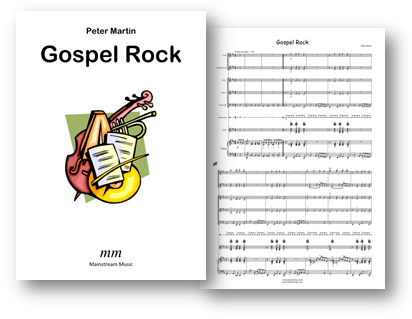 Gospel Rock - Junior Orchestra