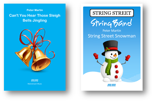 New Christmas Pieces for Junior Strings