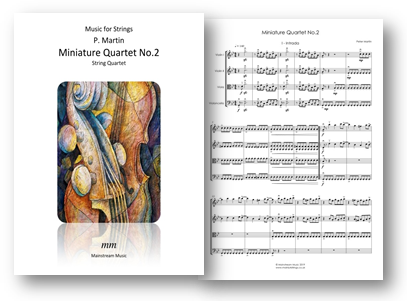 Miniature Quartet No 2