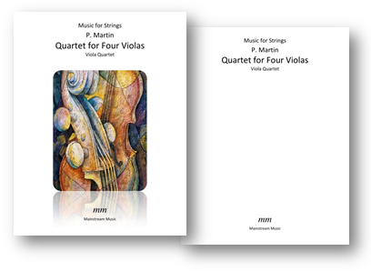 Quartet for Four Violas