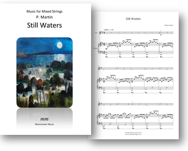 Still Waters - Mixed String and Piano