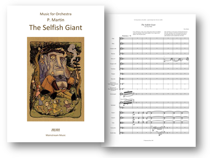 The Selfish Giant - Narrator and Orchestra