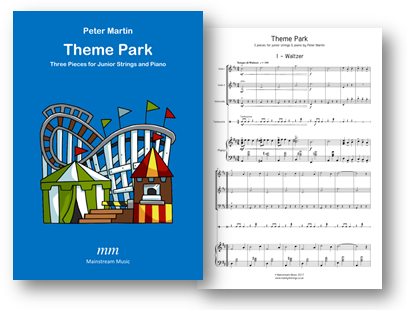 Theme Park - Junior Strings and Piano