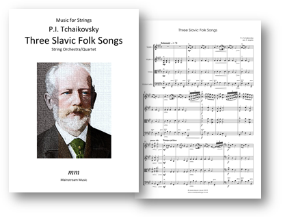 Three Slavic Folk Songs