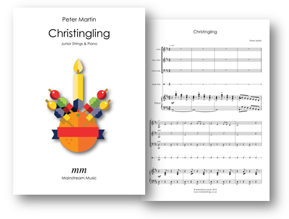 Christingling - Junior Strings and Piano
