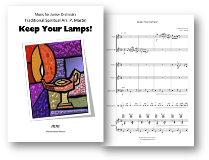 Keep Your Lamps - Junior Orchestra